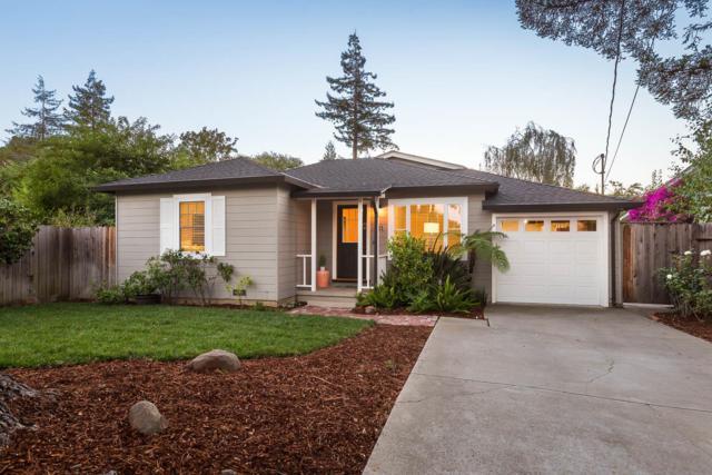 721 14th Ave, Menlo Park, CA 94025 (#ML81714670) :: Brett Jennings Real Estate Experts