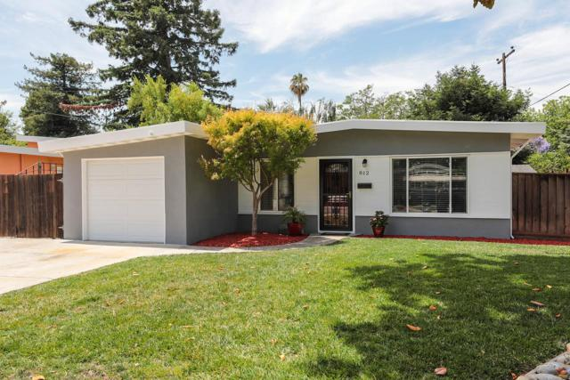 812 Wake Forest Dr, Mountain View, CA 94043 (#ML81714677) :: The Warfel Gardin Group
