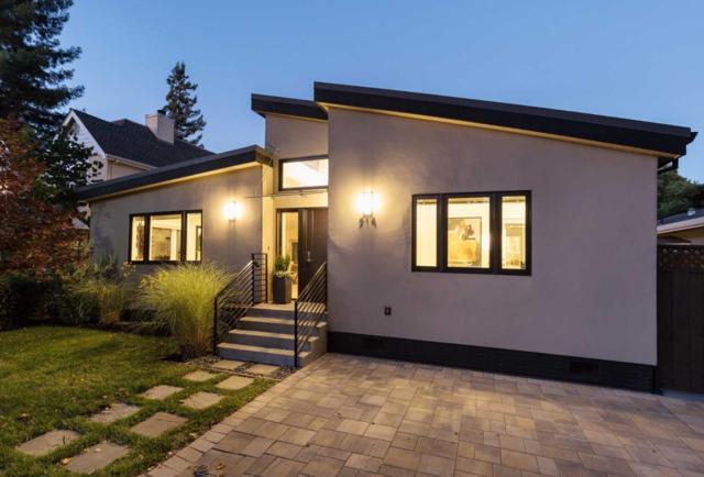 514 Laurel Ave, Menlo Park, CA 94025 (#ML81714694) :: Brett Jennings Real Estate Experts