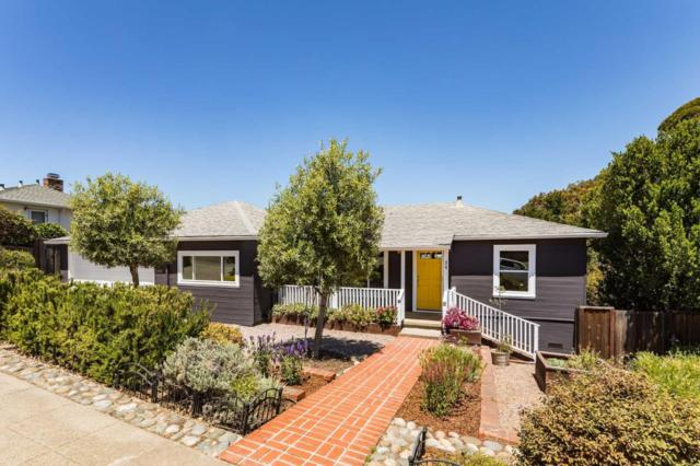 342 Rolling Hills Ave, San Mateo, CA 94403 (#ML81714703) :: The Gilmartin Group