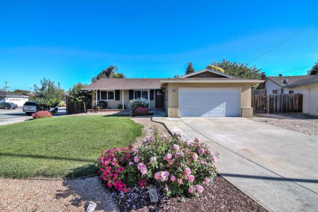 2601 Aragon Ct, San Jose, CA 95125 (#ML81714855) :: The Warfel Gardin Group