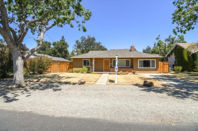 1107 Bucknam Ave, Campbell, CA 95008 (#ML81714888) :: RE/MAX Real Estate Services