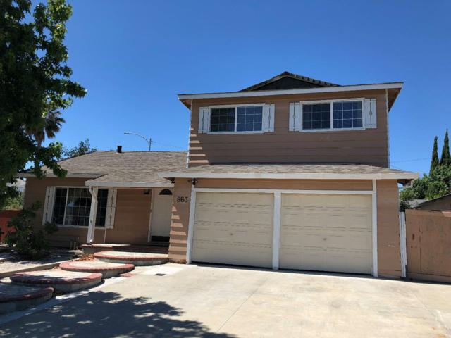 863 Nieves St, Milpitas, CA 95035 (#ML81714895) :: The Goss Real Estate Group, Keller Williams Bay Area Estates
