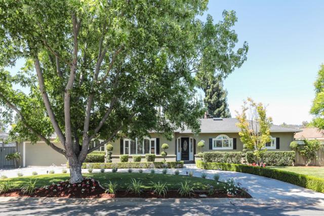 1504 Cedar Pl, Los Altos, CA 94024 (#ML81714896) :: Intero Real Estate