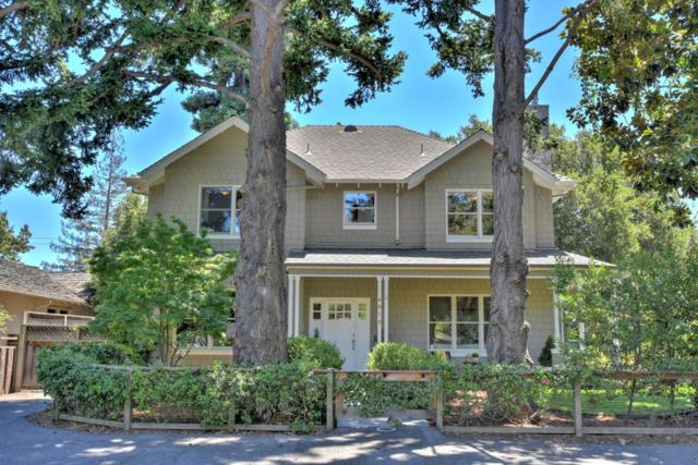 4015 Arbol Dr, Palo Alto, CA 94306 (#ML81714953) :: Perisson Real Estate, Inc.