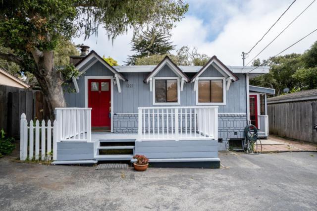 1221 Miles Ave, Pacific Grove, CA 93950 (#ML81714968) :: Brett Jennings Real Estate Experts