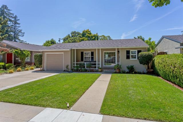 1490 Maxine Ave, San Jose, CA 95125 (#ML81715057) :: The Warfel Gardin Group