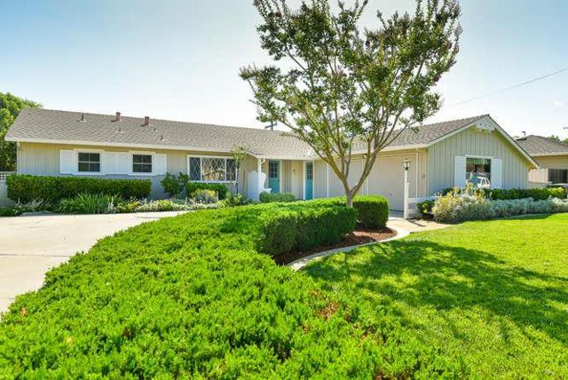 2500 Gerald Way, San Jose, CA 95125 (#ML81715101) :: The Warfel Gardin Group