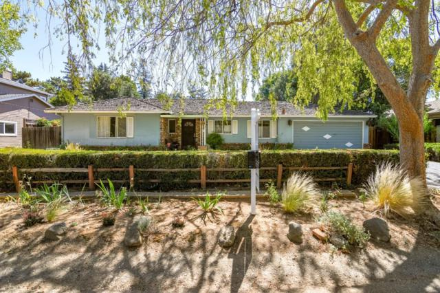 521 Patrick Way, Los Altos, CA 94022 (#ML81715104) :: Intero Real Estate
