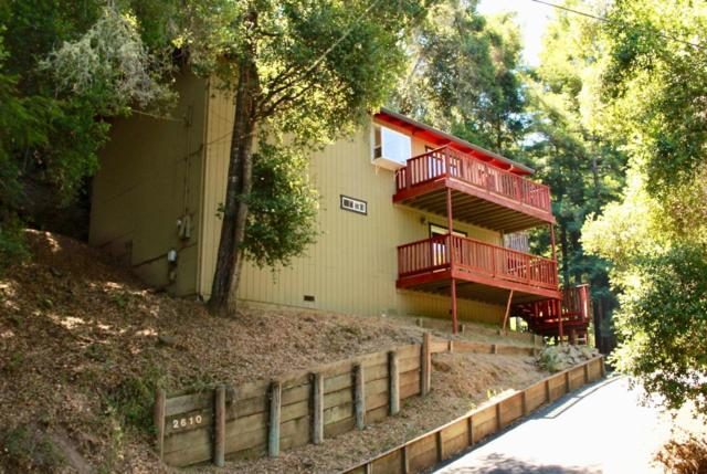 2610 Redwood Dr, Aptos, CA 95003 (#ML81715138) :: Intero Real Estate