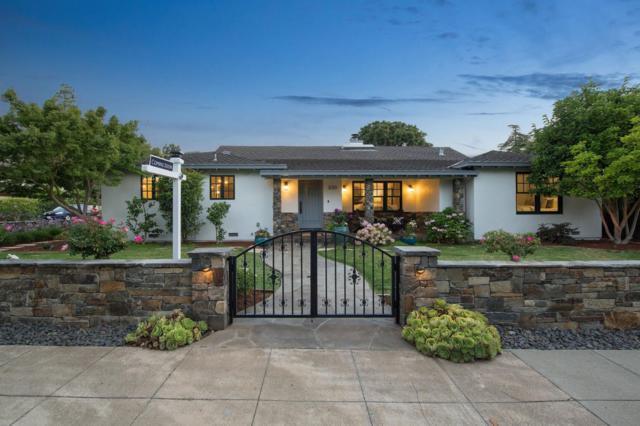 690 Orange Ave, Los Altos, CA 94022 (#ML81715140) :: Intero Real Estate