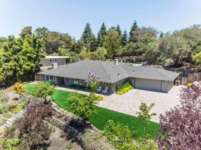 75 Rockridge Rd, Hillsborough, CA 94010 (#ML81715255) :: Perisson Real Estate, Inc.