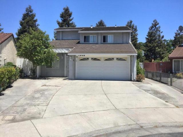 1948 Luby Dr, San Jose, CA 95133 (#ML81715285) :: The Warfel Gardin Group