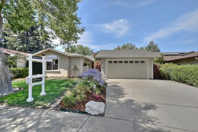 1091 Clematis Dr, Sunnyvale, CA 94086 (#ML81715290) :: The Warfel Gardin Group