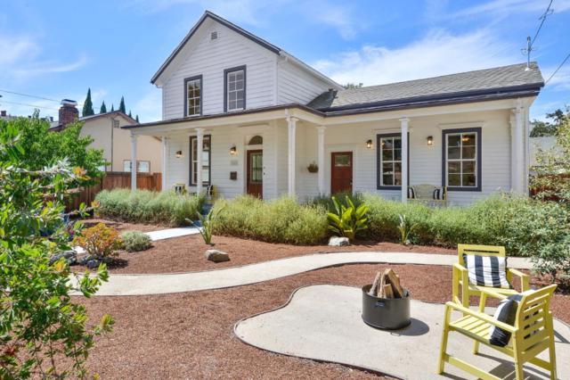 1217 Harrison St, Santa Clara, CA 95050 (#ML81715308) :: The Warfel Gardin Group