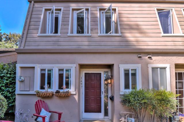 1497 Glenpine Dr, San Jose, CA 95125 (#ML81715311) :: Brett Jennings Real Estate Experts