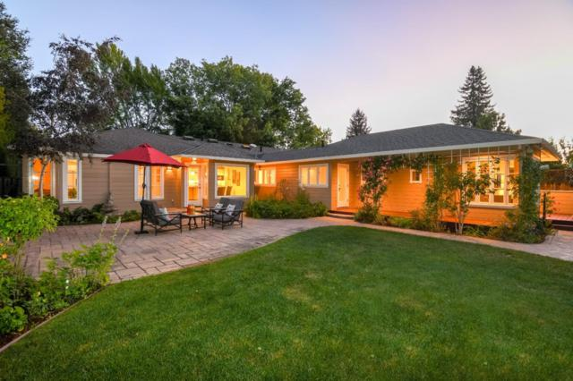 4045 Laguna Way, Palo Alto, CA 94306 (#ML81715314) :: Brett Jennings Real Estate Experts