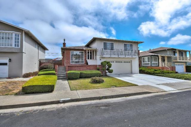 712 Serra Dr, South San Francisco, CA 94080 (#ML81715375) :: Perisson Real Estate, Inc.