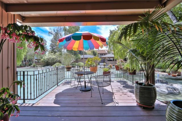 120 Saratoga Ave 83, Santa Clara, CA 95051 (#ML81715420) :: The Warfel Gardin Group