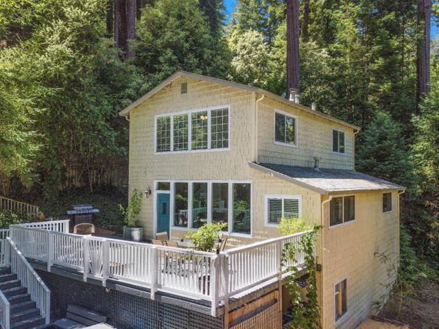 150 High St, Brookdale, CA 95007 (#ML81715429) :: Brett Jennings Real Estate Experts