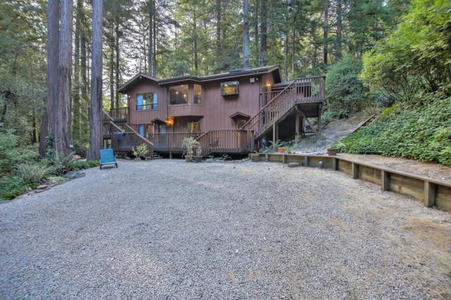 500 Brook Ln, Boulder Creek, CA 95006 (#ML81715498) :: RE/MAX Real Estate Services