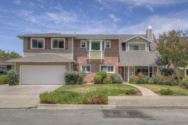 1701 Dolores Dr, San Jose, CA 95125 (#ML81715503) :: The Warfel Gardin Group