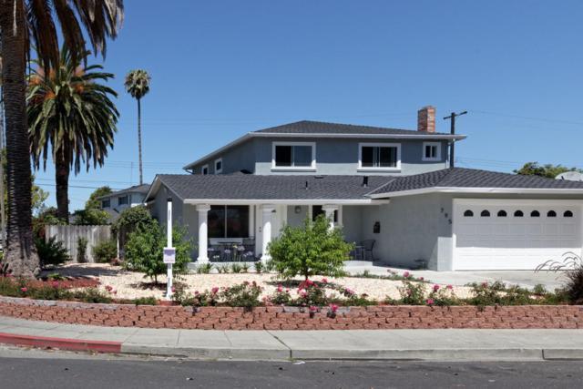 795 E Orkney Ave, Santa Clara, CA 95054 (#ML81715516) :: The Warfel Gardin Group