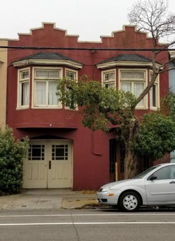 4229 Cabrillo St, San Francisco, CA 94121 (#ML81715530) :: The Warfel Gardin Group