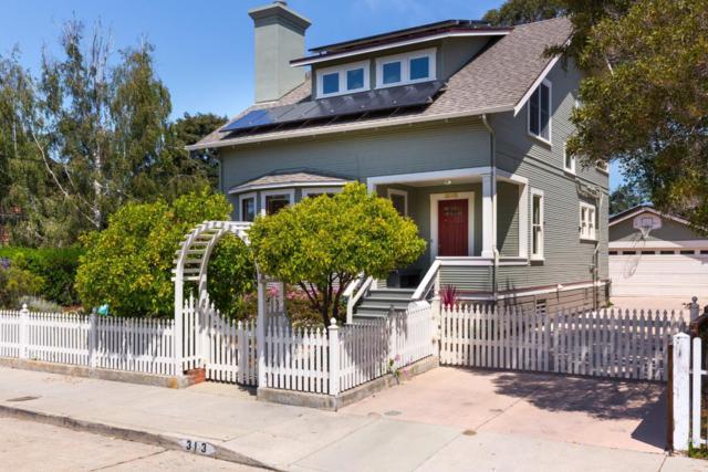 313 Berkeley Way, Santa Cruz, CA 95062 (#ML81715538) :: RE/MAX Real Estate Services
