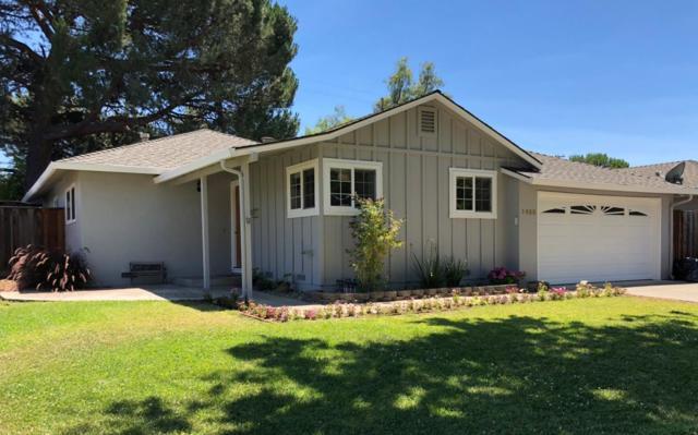 1422 Ridgewood Dr, San Jose, CA 95118 (#ML81715566) :: Perisson Real Estate, Inc.
