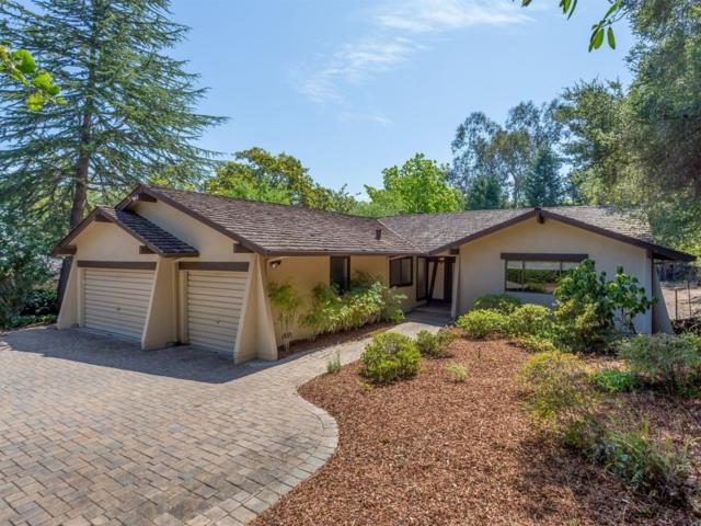2151 Greenways Dr, Woodside, CA 94062 (#ML81715582) :: The Warfel Gardin Group