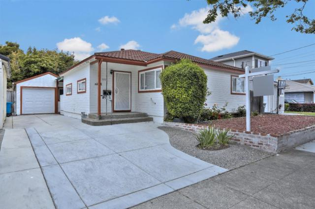 1409 Bradley Ct, San Mateo, CA 94401 (#ML81715584) :: Perisson Real Estate, Inc.