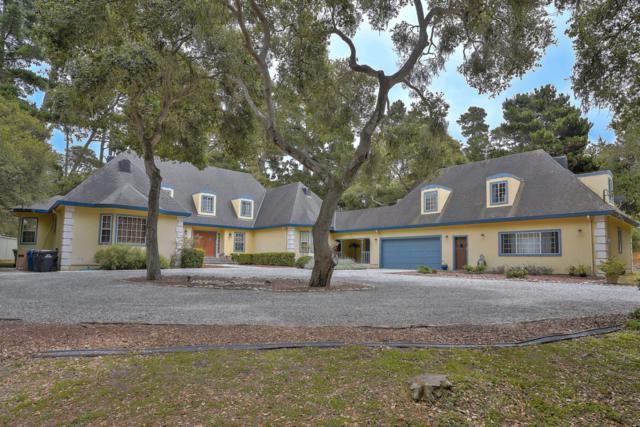 1047 Lost Barranca Rd, Pebble Beach, CA 93953 (#ML81715596) :: Brett Jennings Real Estate Experts