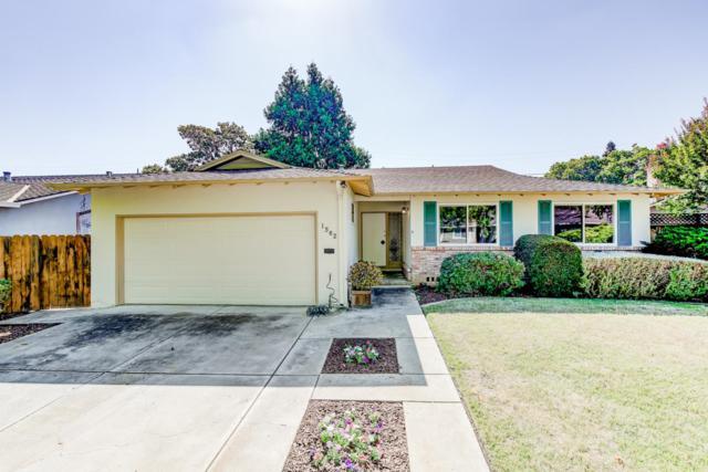 1562 Warbler Ave, Sunnyvale, CA 94087 (#ML81715609) :: Intero Real Estate