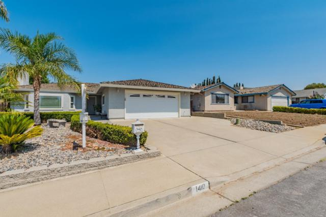 1410 El Camino De Vida, Hollister, CA 95023 (#ML81715742) :: The Kulda Real Estate Group
