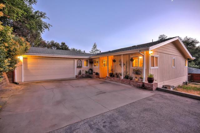 190 Estates Dr, Ben Lomond, CA 95005 (#ML81715763) :: The Warfel Gardin Group