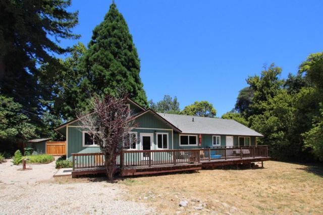 300 Woodland Dr, Ben Lomond, CA 95005 (#ML81715917) :: Brett Jennings Real Estate Experts