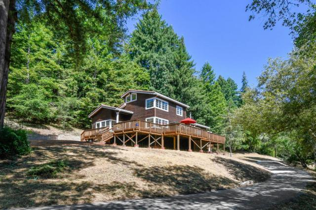 1011 Vine Hill Rd, Santa Cruz, CA 95065 (#ML81716190) :: The Gilmartin Group