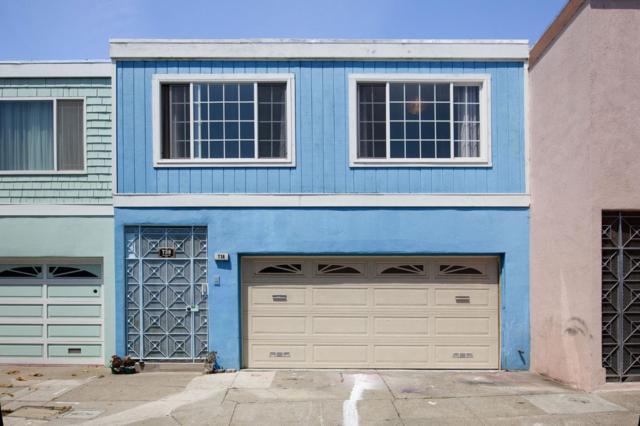 738 Banks St, San Francisco, CA 94110 (#ML81716254) :: Brett Jennings Real Estate Experts