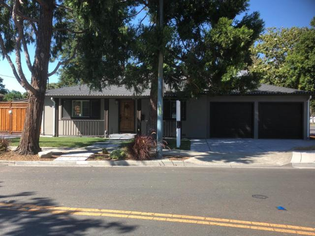1242 Snow St, Mountain View, CA 94041 (#ML81716300) :: Intero Real Estate
