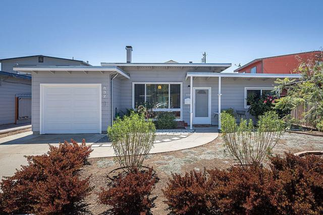 832 Kathryne Ave, San Mateo, CA 94401 (#ML81716339) :: The Goss Real Estate Group, Keller Williams Bay Area Estates