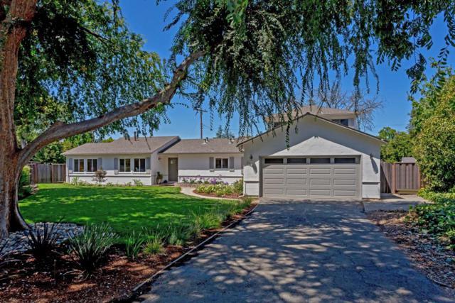 22420 Diericx Ct, Mountain View, CA 94040 (#ML81716352) :: The Warfel Gardin Group