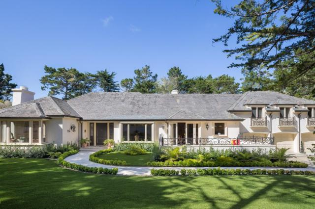 1474 Viscaino Rd, Pebble Beach, CA 93953 (#ML81716442) :: Brett Jennings Real Estate Experts