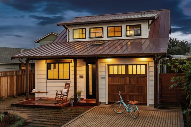 4810 Topaz St, Capitola, CA 95010 (#ML81716530) :: von Kaenel Real Estate Group