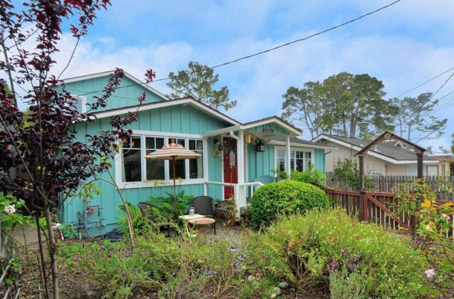 1203 Lawton Ave, Pacific Grove, CA 93950 (#ML81716641) :: Brett Jennings Real Estate Experts