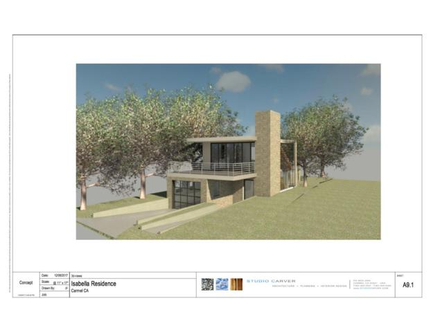 0 Isabella Ave, Carmel, CA 93923 (#ML81716686) :: Brett Jennings Real Estate Experts