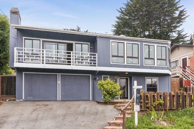 350 3rd St, Montara, CA 94037 (#ML81716746) :: The Goss Real Estate Group, Keller Williams Bay Area Estates