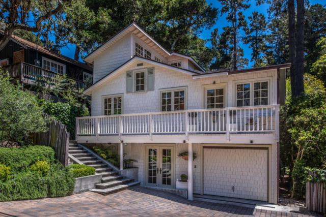 0 San Carlos 7Ne Of Camino Del Monte, Carmel, CA 93921 (#ML81716769) :: The Kulda Real Estate Group