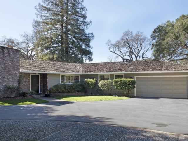 2 Douglass Way, Atherton, CA 94027 (#ML81716776) :: Brett Jennings Real Estate Experts
