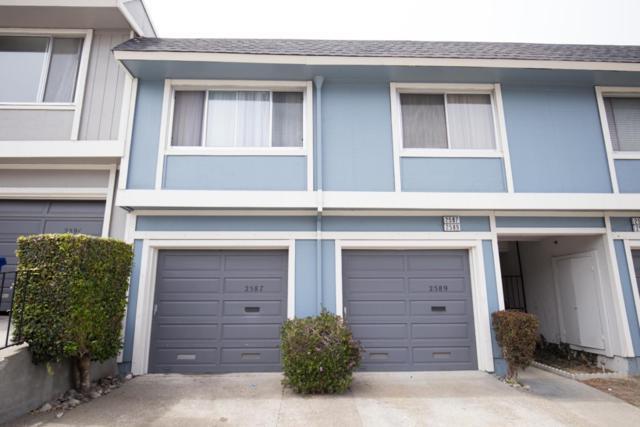 2587 Greendale Dr, South San Francisco, CA 94080 (#ML81716798) :: The Warfel Gardin Group
